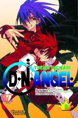 D.N. Angel, Band 8