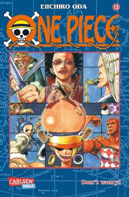 One Piece, Band 13