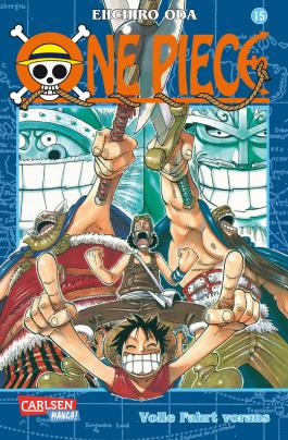 One Piece, Band 15