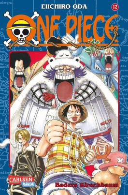 One Piece, Band 17