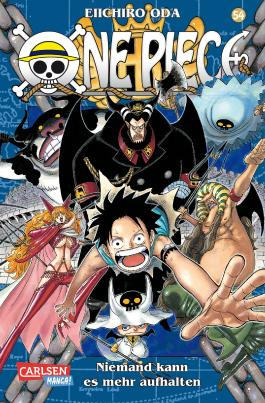 One Piece, Band 54