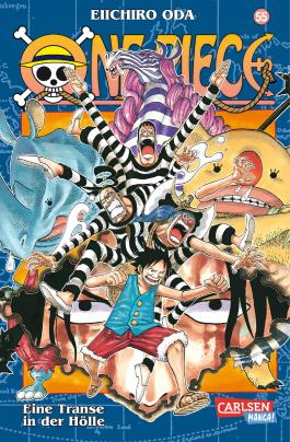 One Piece, Band 55