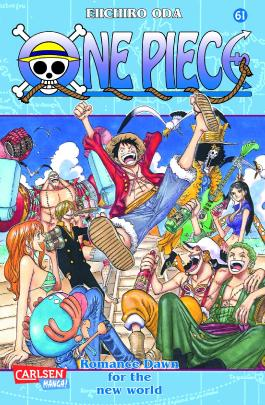 One Piece, Band 61