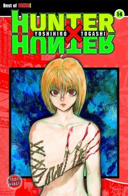 Hunter X Hunter, Band 14