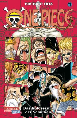 One Piece, Band 71