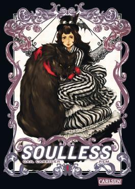 Soulless. Bd.1