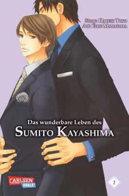 Das wunderbare Leben des Sumito Kayashima, Band 2
