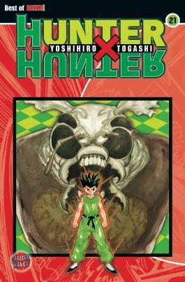 Hunter X Hunter, Band 21