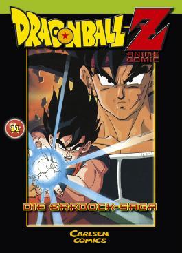 Dragon Ball Z - Band 11: Die Bardock-Saga