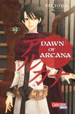 Dawn of Arcana 9