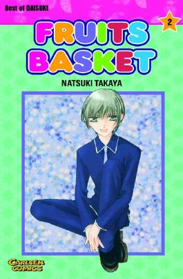 Fruits Basket, Band 2