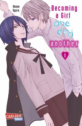 Becoming a Girl one day - another 1