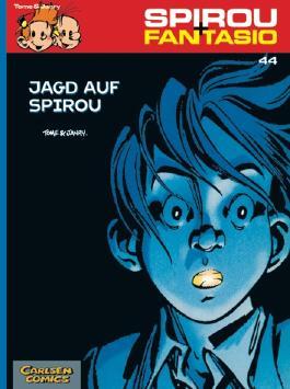 Spirou & Fantasio 44: Jagd auf Spirou