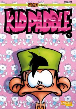 Kid Paddle 1