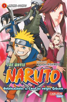 Naruto the Movie: Geheimmission im Land des ewigen Schnees, Band 1