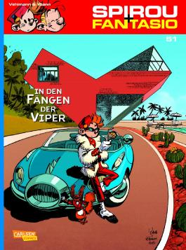 Spirou & Fantasio 51: In den Fängen der Viper