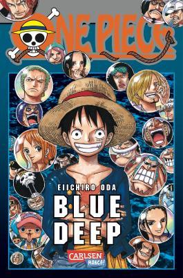 One Piece Blue Deep