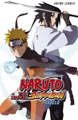 Naruto the Movie: Shippuden - Fesseln