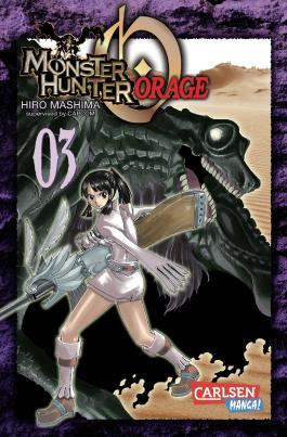 Monster Hunter Orage, Band 3