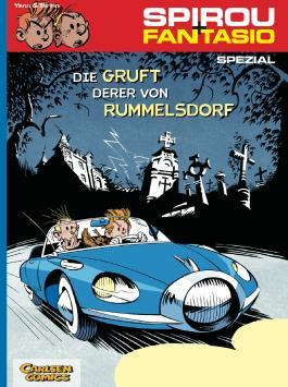 Spirou & Fantasio Spezial 6: Die Gruft derer von Rummelsdorf