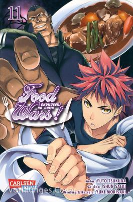Food Wars - Shokugeki No Soma 11