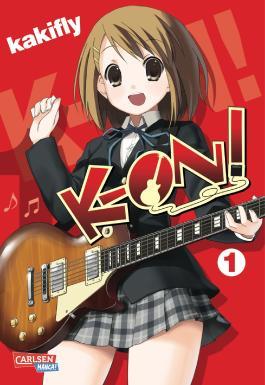 K-On! - Band 1