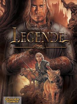 Legende, Band 1: Das Wolfskind