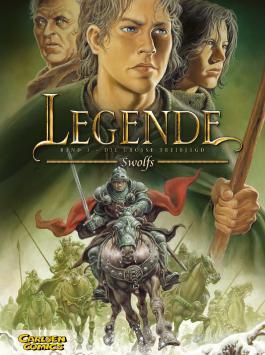 Legende, Band 3: Die große Treibjagd