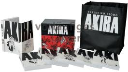 Akira - Farbige Gesamtausgabe in limitierter Box