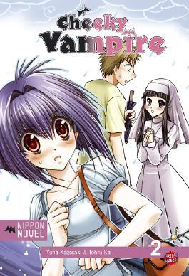 Cheeky Vampire (Nippon Novel), Band 2