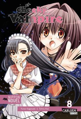 Cheeky Vampire (Nippon Novel), Band 8