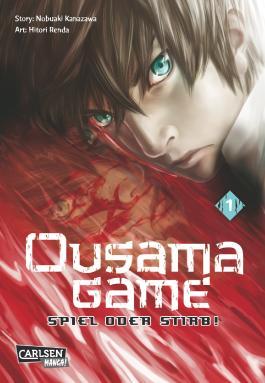Ousama Game - Spiel oder stirb!. Bd.1