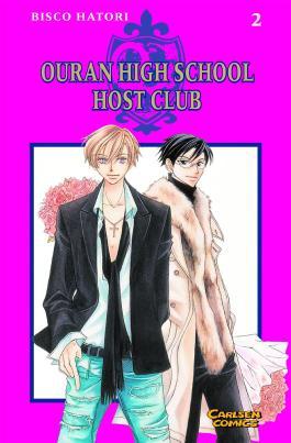 Ouran High School Host Club. Bd.2