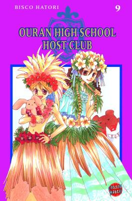 Ouran High School Host Club. Bd.9