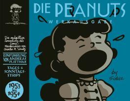 Peanuts Werkausgabe 2: 1953 - 1954