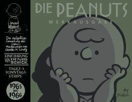 Peanuts Werkausgabe 8: 1965-1966