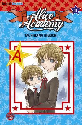 Alice Academy, Band 11