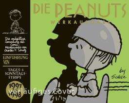 Peanuts Werkausgabe 24: 1997-1998