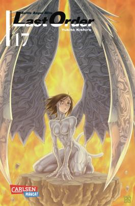Battle Angel Alita - Last Order 17