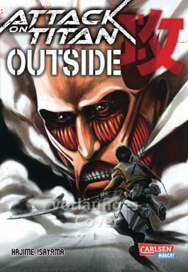 Attack on Titan: Outside
