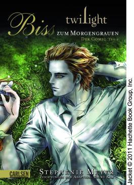 Twilight: Biss zum Morgengrauen - Der Comic, Band 2