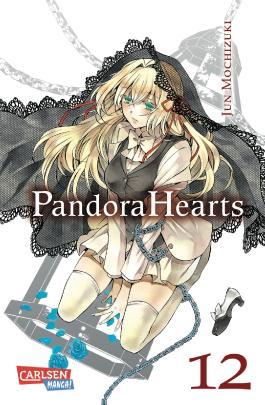 PandoraHearts 12