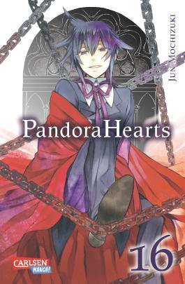 PandoraHearts 16