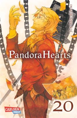 PandoraHearts 20