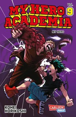 My Hero Academia 9