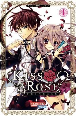 Kiss of Rose Princess, Band 1