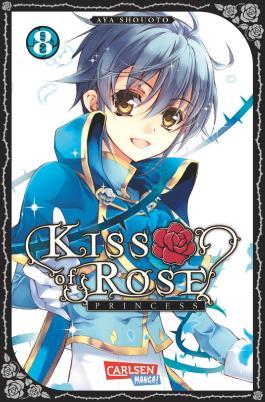 Kiss of Rose Princess, Band 8