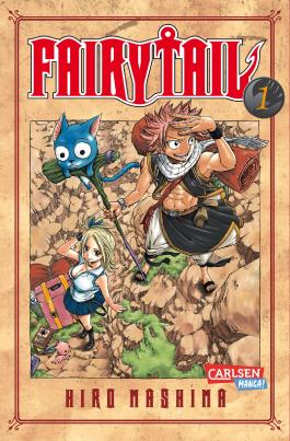 Fairy Tail 1