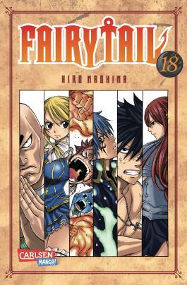 Fairy Tail 18
