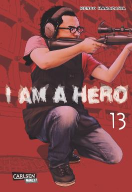 I am a Hero. Bd.13